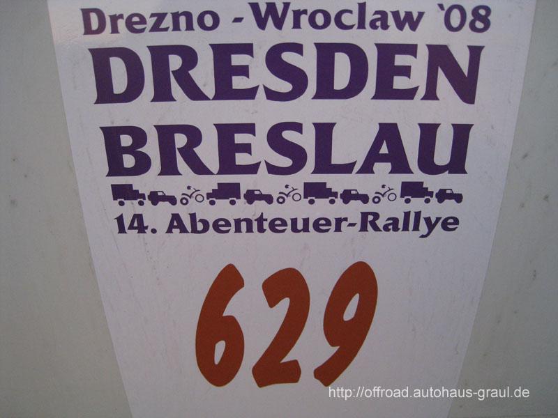 Dresden - Breslau - 2008 - Bild 1